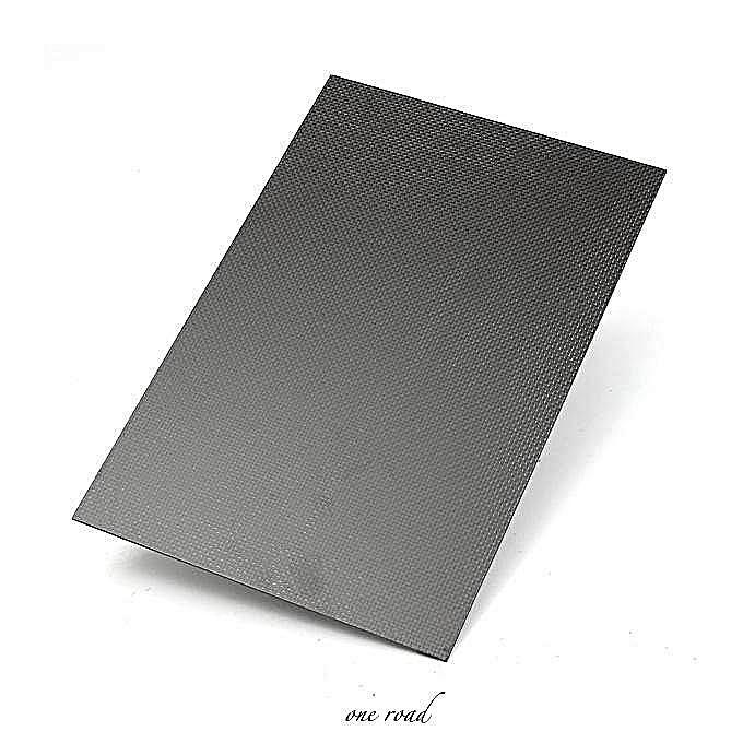 Suleve Cf203035 200 * 300 * 3 5Mm Matte Carbon Fiber Sheet