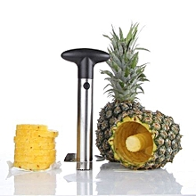 Pineapple Peeler Corer Slicer – Black & Silver
