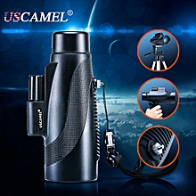 10x42 Monocular Night Vision Mobile Phone Photo HD Telescope