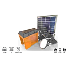 Connect 600 Solar Lighting System - Green Energy Reloaded
