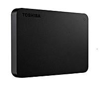 2TB Toshiba Portable Hard Drive