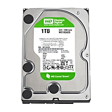 Internal Hard Disk for Desktop – 1TB Sata