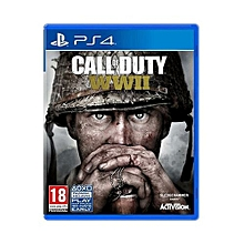 Playstation 4 Game Call of Duty World War 2(WW2) Disc