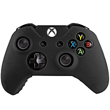 Flexible Silicone Protective Case for Xbox One(Black)