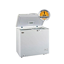 SF260 - Chest Deep Freezer, 9.8 Cu.Ft, Gross Capacity 260L,Net Capacity 200 Litres -  White