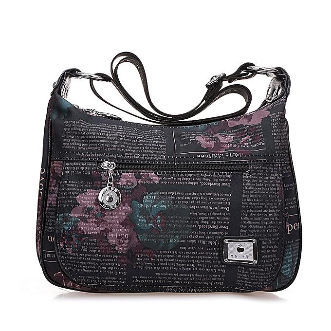 d96c39885411 Buy Fashion Multi-pockets Women Nylon Casual Crossbody Bags Shoulder ...