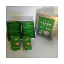 Stevia all natural plant sweetener 60 sachets pack