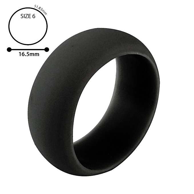 Silicone Wedding Ring.1pc Silicone Wedding Band Engagement Ring Hypoallergenic Mens Womens Jewelry