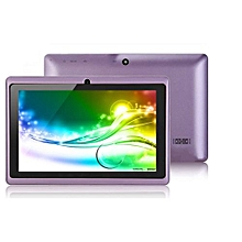 7 Inch Android 4.4 Q88 Pro Allwinner A33 Quad Core 512MB/4GB 1024*600 Dual Camera Bluetooth WIFI Android Tablet Pc
