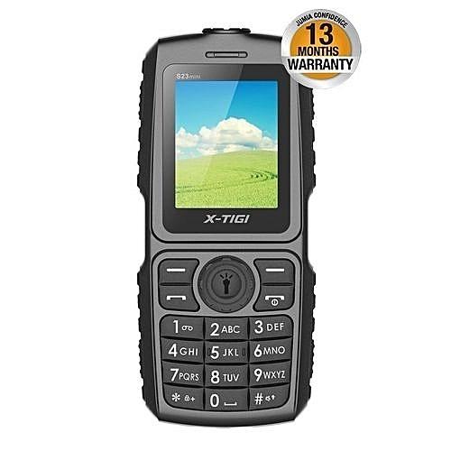 S23 Mini Dual Sim Phone  - Black