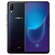 NEX 4G Phablet 6.59 inch Android 8.1 Qualcomm Snapdragon 845 Octa Core 2.8GHz 8GB RAM 128GB ROM 12.0MP + 5.0MP Rear Camera Screen Fingerprint Sensor 4000mAh Built-in - BLACK