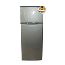 RD28DR4SA - 8.0cu.ft - 2 Door Fridge - Silver