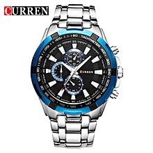 CURREN Top Luxury Brand Watch Famous Fashion Sports Men Quartz Watches Mens Trend Wristwatch Gift For Male
