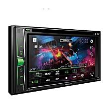 AVH- A205BT --(DVD) FM USB Aux Bluetooth Touch Screen Reverse Camera Input......,,
