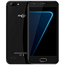 AllCall Alpha 3G Smartphone Android 7.0 5.0 inch MTK6580A 1.3GHz Quad Core 1GB RAM 8GB ROM 8.0MP + 2.0MP Dual Rear Cameras BLACK