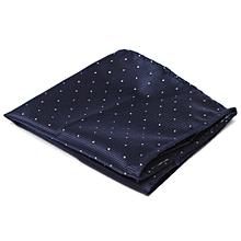 e97c7a98a3b02 Men Pocket Square Hankerchief Korean Silk Paisley Dot Floral Hanky Wedding  Party Style7 - Intl