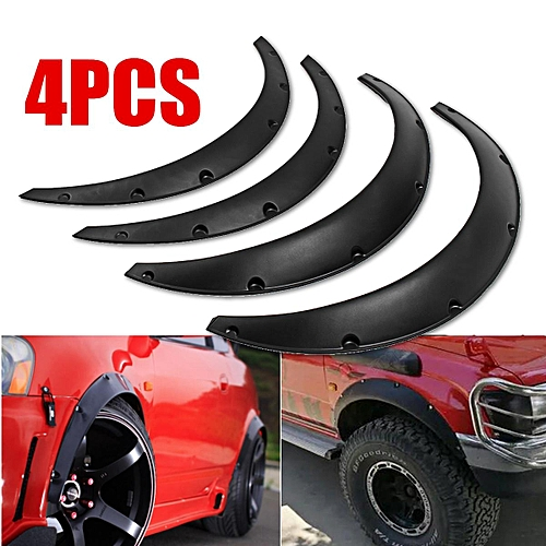 How To Install Poison Der Extra Wide Rear Crusher Fender Flares