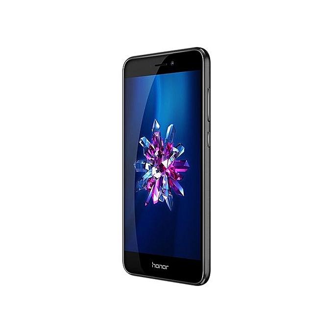 Honor 8 Lite 4G Smartphone-BLACK