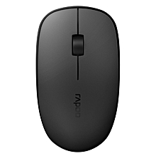 Rapoo M200 1300DPI Multi-Mode Bluetooth 3.0/4.0 2.4GHz Wireless Optical Mouse for Laptops Tablets