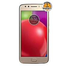 "Moto E4 5.0"" 16GB, Dual SIM Metallic Blush Gold"
