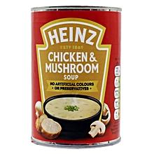 Liquid Soup Chicken & Mushroom - 400g