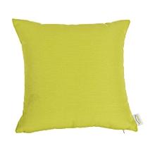 Outdoor Pillow - 45cm x 45cm - Green