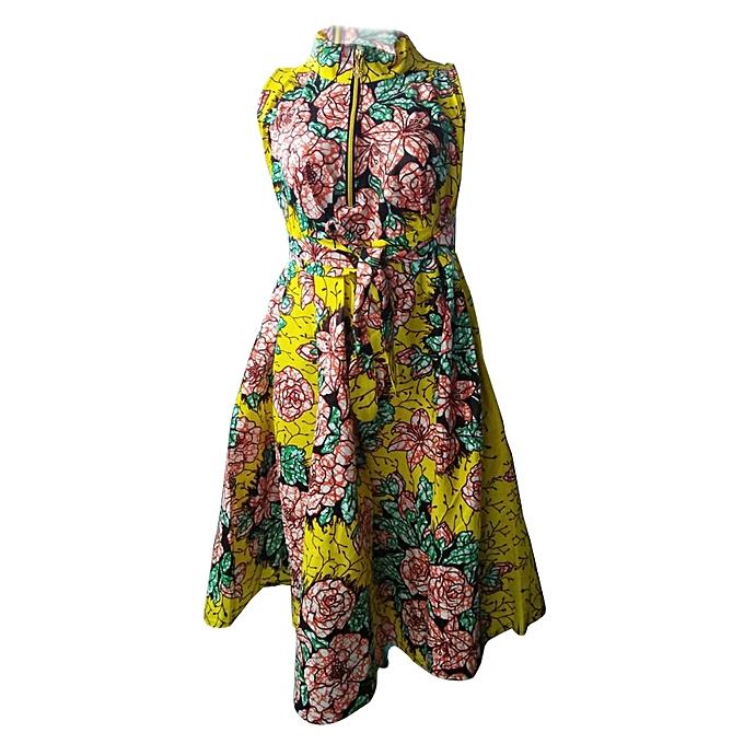 buy generic kitenge dress best price jumia kenya