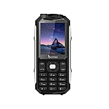 8100 - Dual Sim With FM Radio Tuner And Bluetooth– Black