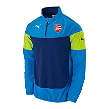 Arsenal 2015/16 Football Training Fleece - Blue