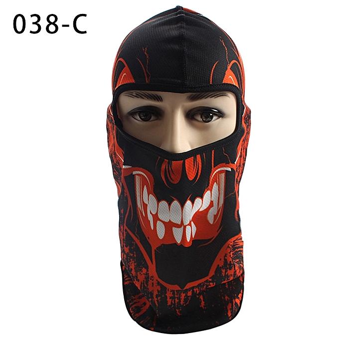 Koaisd Ski Cycling Snowboard Scarf Neck Warmer Face Mask Balaclava Bandana 07ffb38f7413