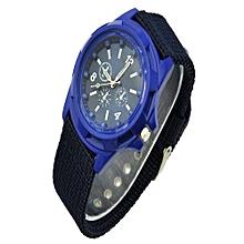 Men's Quartz Sports Wrist Watch (Blue)
