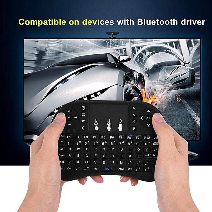 Multifunctional 2 4G Wireless Keyboard Fly Wireless Air Mouse Bluetooth  Touchpad Keyboard
