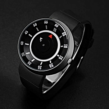 Fashion Men's Luxury Concept Stainless Steel Analog Quartz Sport Wrist Watch BK