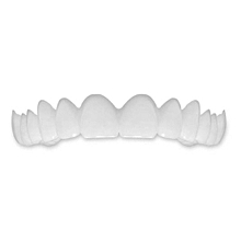 Tooth Instant Perfect Smile Flex Teeth Whitening Smile False Teeth Cover
