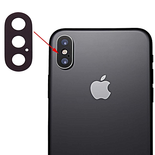 premium selection 23e9b fe92a Back Camera Lens for iPhone X