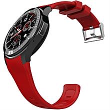 DM368 Quad Core 1.39 Inch AMOLED Screen Display Bluetooth 4.0 Smart Watch