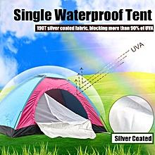 Carp Fishing Bivvy Day Shelter Tent Quick Erect Outdoor Waterproof Tackle 1-2man