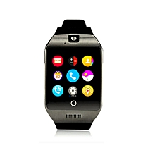 Q18 Smart Watch Card Slot Call Synchronized For Android Bluetooth Phone