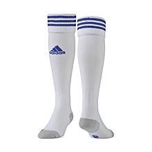 Stockings Adisock - 3Str - White/Royal.....