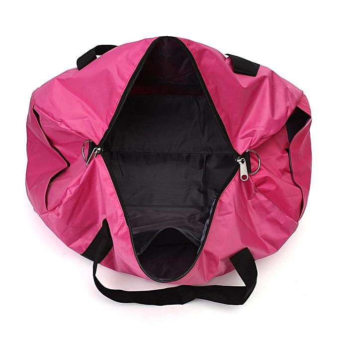 9e349c8ec3 ... US Waterproof Travel Women Nylon Large Star Sports Gym Duffle Tote  Handbag Bags ...