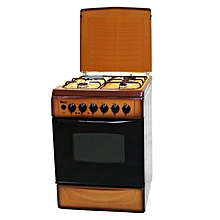 RF/320 - 3G+1E - 60X60 - Cooker - Brown