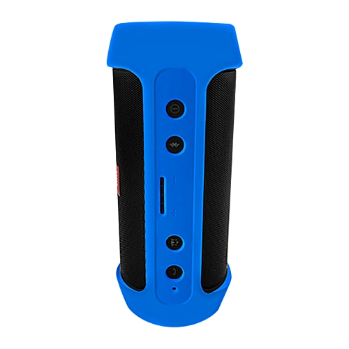 Speaker For JBL Charge2+/Charge2 Bluetooth Speaker Portable Mountaineering Silicone Case- Blue