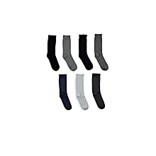 Multicolour Fashionable Socks Set