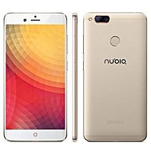 ZTE Nubia Z17 mini Gobal Version 5.2 inch 4GB 64GB Snapdragon 652 Octa core 4G Smartphone Gold