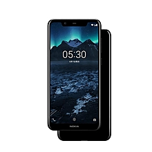 X5 Smar Tphone 3060mAh 3camera Dual Card Android Fingerprint 5.86 Inch 4GB+64GB LTE 4G Mobile Phone