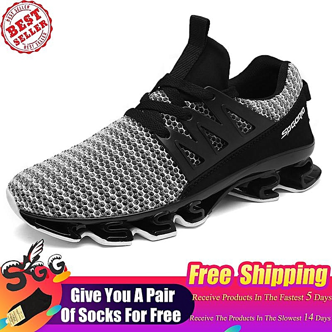 124205553f Free Shipping SGG Mens Athletic Walking Blade Running Tennis Shoes Fashion  Sneakers(36-48)