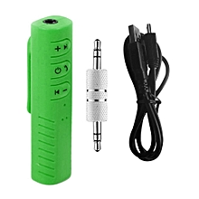 Wireless Bluetooth V4.1 Stereo Music Home Car Receiver 3.5mm Audio Adapter
