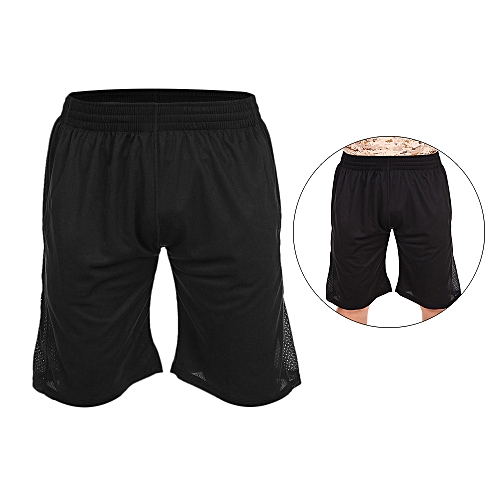 Generic Lixada Summer Quickly Dry Gym Sports Shorts Crossfit Men s  Activewear Football Fitness Workout Jogging Running Sports Active Wear with  Pockets ... e8f390de45ea