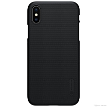Super-Frosted-Shield-Executive Case for iPhone XS  Black
