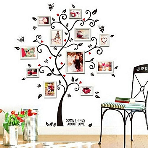 Buy Generic Frame Tree Wall Stickers Muslim Vinyl Home Stickers Wall